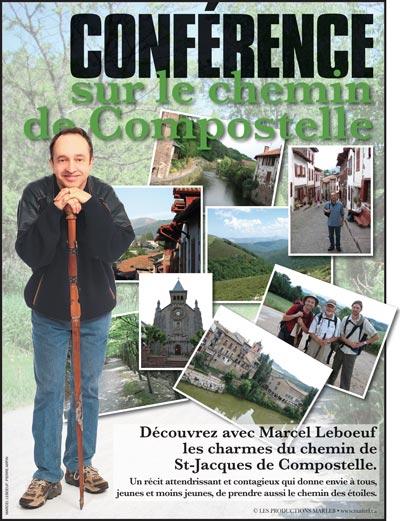 Marcel Leboeuf conférence à La Tienda