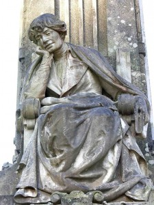 Rosalia Statue