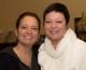 Anne St-Hilaire et Claire Pimparé le 25 janvier 2013