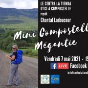 Mini Compostelle Mégantic